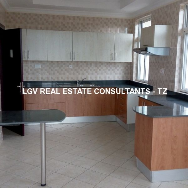 Brand New 3 Bedrooms Apartments For Rent at Mbezi Beach