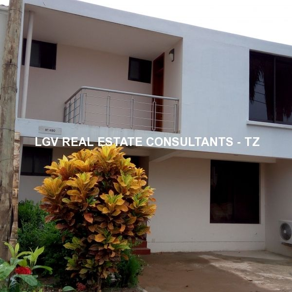 Beautiful 3 bedrooms villas for rent at Mbezi Beach
