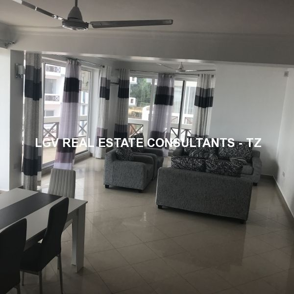 Brand New 3 Bedrooms Apartments for rent in Msasani Beach