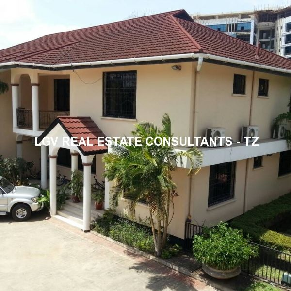 Furnished 4 bedrooms villas for RENT at Kinondoni