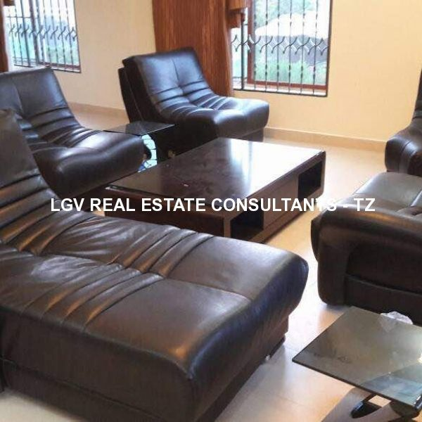 Furnished 3 bedrooms Apartment for RENT at Mbezi beach