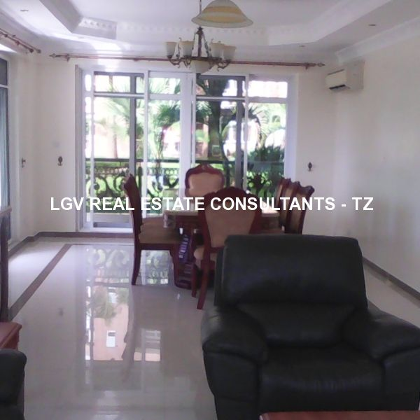 Beautiful 3 Bedrooms furnished apartments for RENT at Masaki
