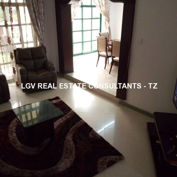 4 BEDROOMS FULLY-FURNISHED VILLAS FOR RENT AT MIKOCHENI