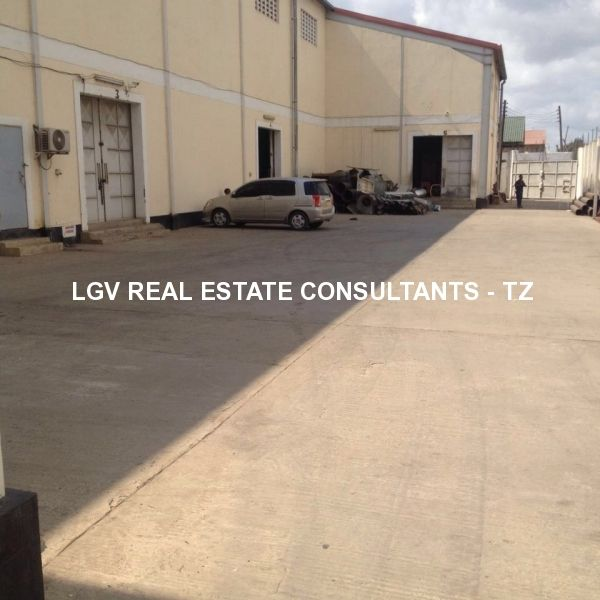 432 Sqm Warehouse Space for Rent Along Nyerere Road