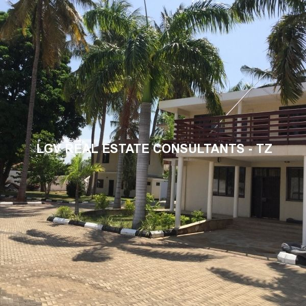 A Stand Alone House Ideal for Office Use Is available for rent at Mbezi Beach