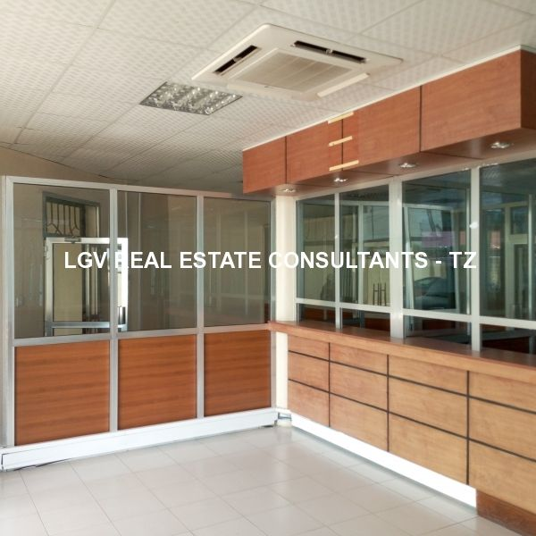 155 Sq m Partitioned Office Space for rent at Mbezi Beach