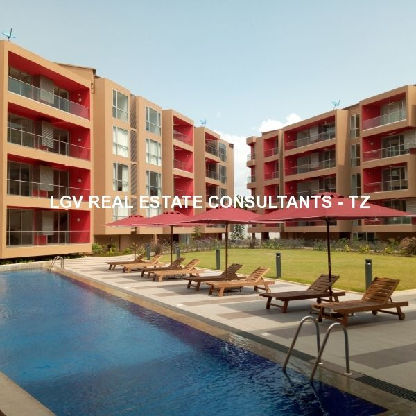 LUXURY Apartments For Rent at Oyster Bay, Dar es salaam