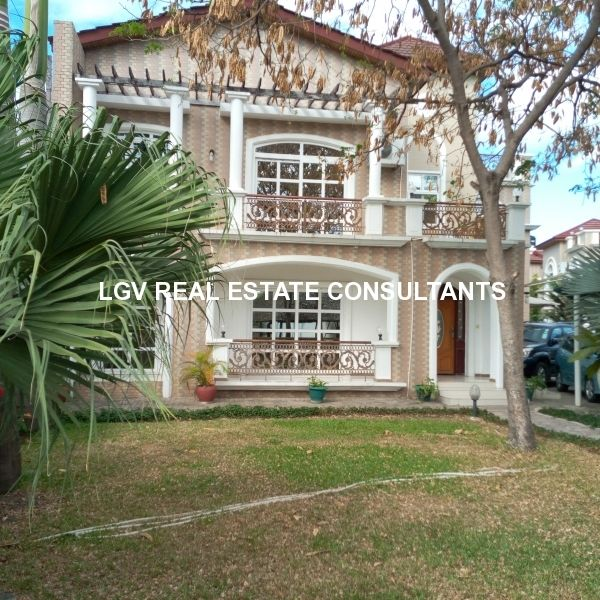 Full furnished Villa For Rent at Mikocheni, Dar es salaam