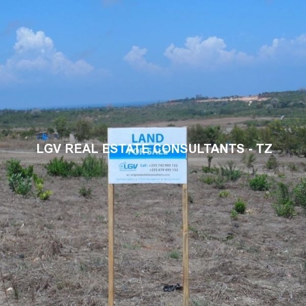 Surveyed Plots for sale at Kibaha - Pangani