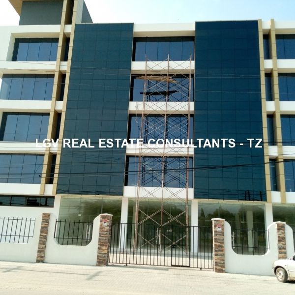 Brand New Office Space for rent along Nyerere Road, Dar es Salaam