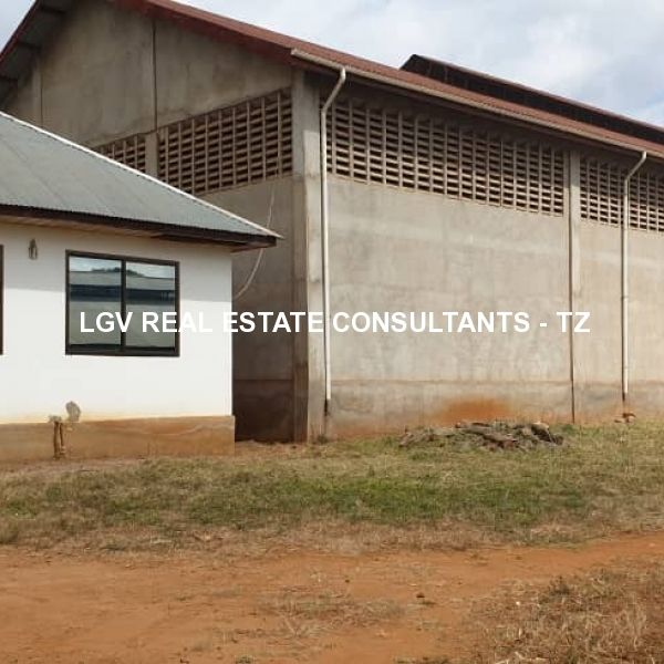 Warehouse For Rent at Kingolwira, Morogoro