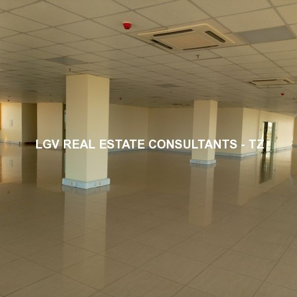 Affordable office space for rent at Morocco, Dar es Salaam