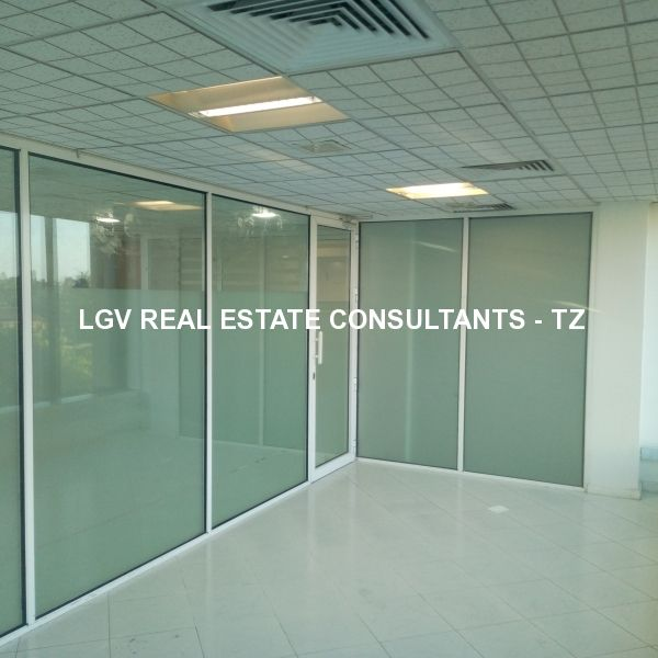 Partitioned office Space For Rent at Posta, in Dar es Salaam