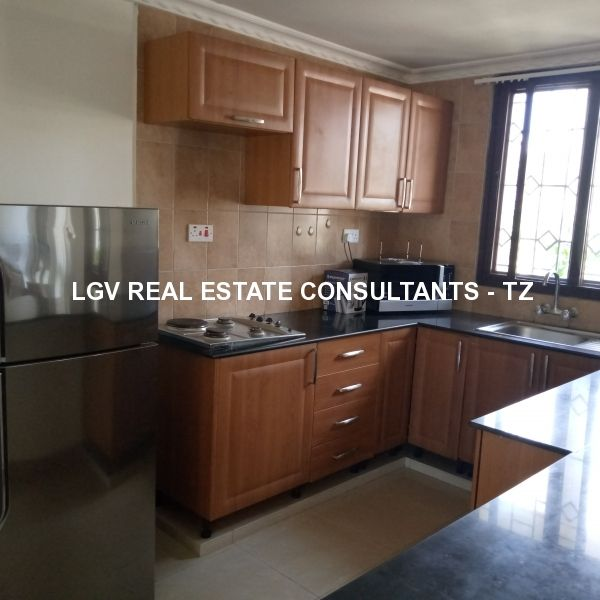 Smartly priced, furnished 2 and 3 bedrooms apartment for rent at Masaki, Dar-es-salaam