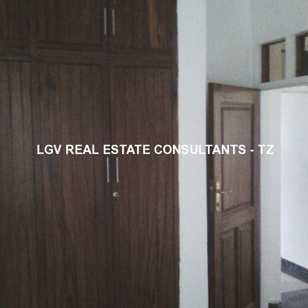 A 2 bedrooms standalone house for rent at Masaki, Dar es salaam