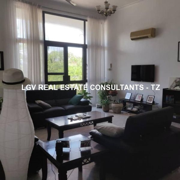 A spacious 2 bedrooms fully furnished house for rent at Masaki, Dar es salaam, Tanzania