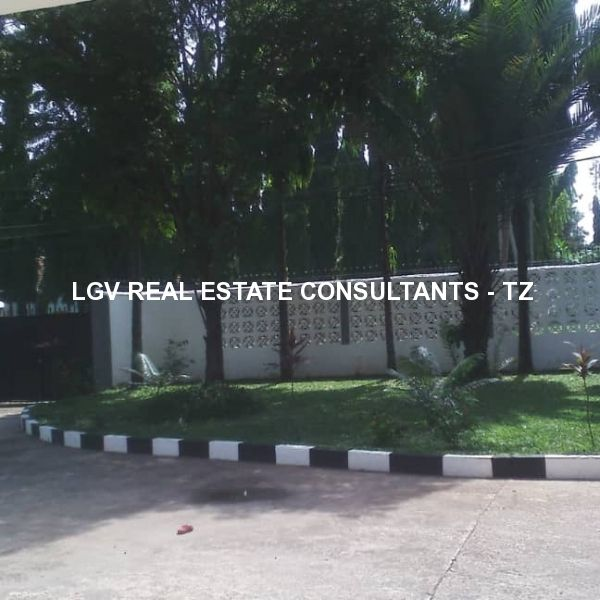A spacious 4 bedrooms one storey standalone house for rent at Masaki, Dar es Salaam