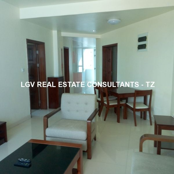 Spacious 1,2 and 3 Bedrooms Furnished Apartments for Rent at Sea View Upanga, Dar es Salaam