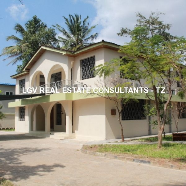 Newly renovated 17 rooms House For Rent at Kawe Mlalakuwa, in Dar es Salaam