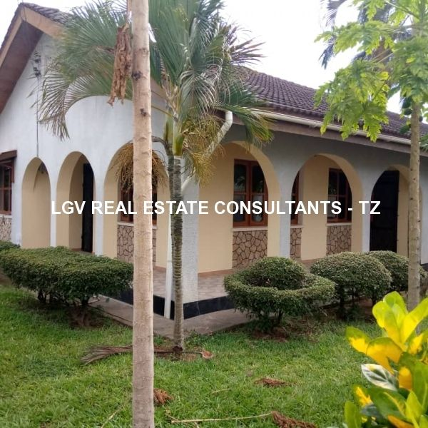 4 Bedrooms Standalone House for RENT at Mbezi Beach, Dar es Salaam