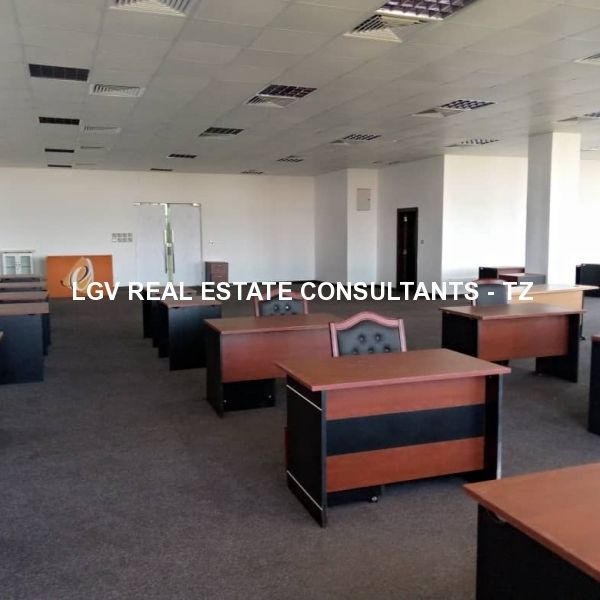 Office space for rent at Masaki, Dar es salaam