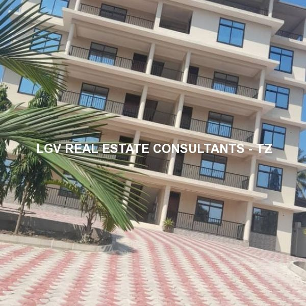 Brand new Two Bedrooms Apartment for rent at Changanyikeni
