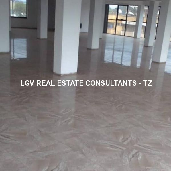 A brand new commercial property for rent at Morogoro city centre