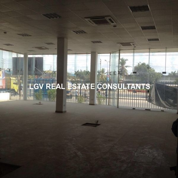210Sqm Showroom Space Available for RENT along Nyerere Road