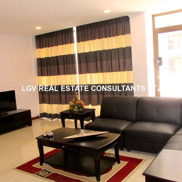 New 2 Bedrooms Apartments for RENT in Masaki